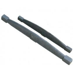 Ruszt żeliwny belkowy 42cm