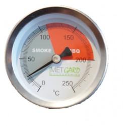 Termometr bimetaliczny okągły BBQ MetGard