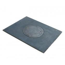 Płyta żeliwna do kuchni pieca 46x36cm