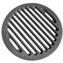 Ruszt żeliwny okrągły 210mm