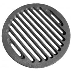 Ruszt żeliwny okrągły 200mm